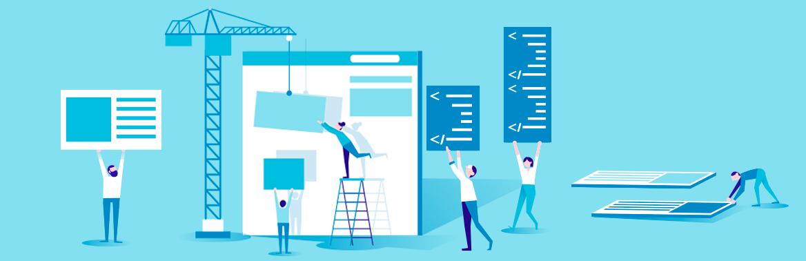 ilustração para o artigo que ensina o que é Landing Page